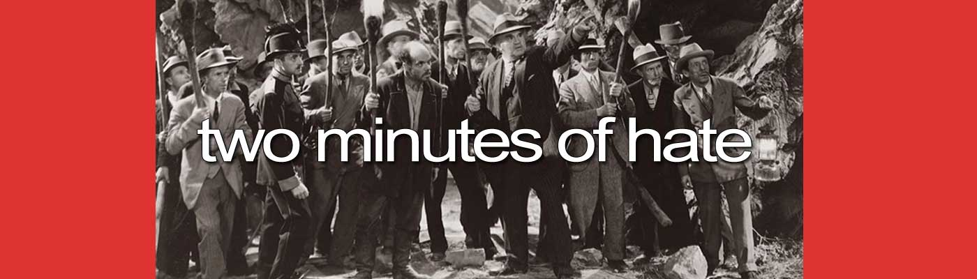 Two Minutes of Hate